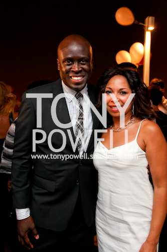 Ebong Eka and Rhonda Willingham © Tony Powell