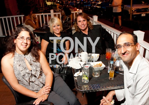 Yvette Castro, Cindy Booth, Kevin Gouveia, and Irvin Marrero © Tony Powell