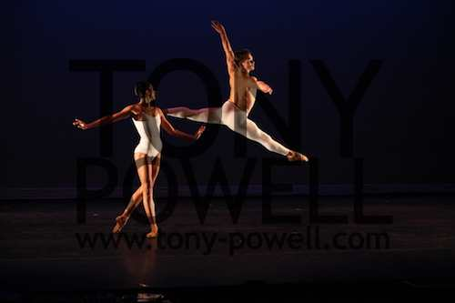 Sona Kharatian and Jonathan Jordan © Tony Powell