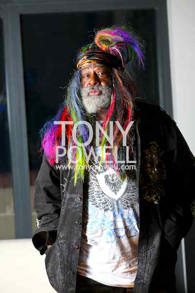 George Clinton © Tony Powell